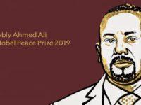 Castigatorul premiului Nobel pentru Pace 2019 este premierul Etiopiei care a reusit sa rezolve un conflict vechi de 20 de ani cu Eritreea