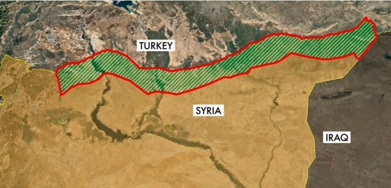 Turcia a intrat in razboi cu Siria. Avioanele armatei turce au bombardat pozitii din nord detinute de kurzi