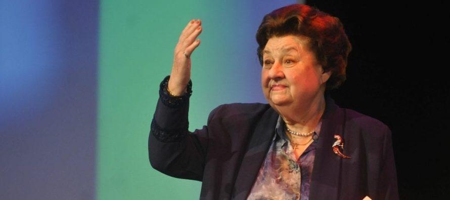 Actrita Tamara Buciuceanu a incetat din viata la varsta de 90 de ani