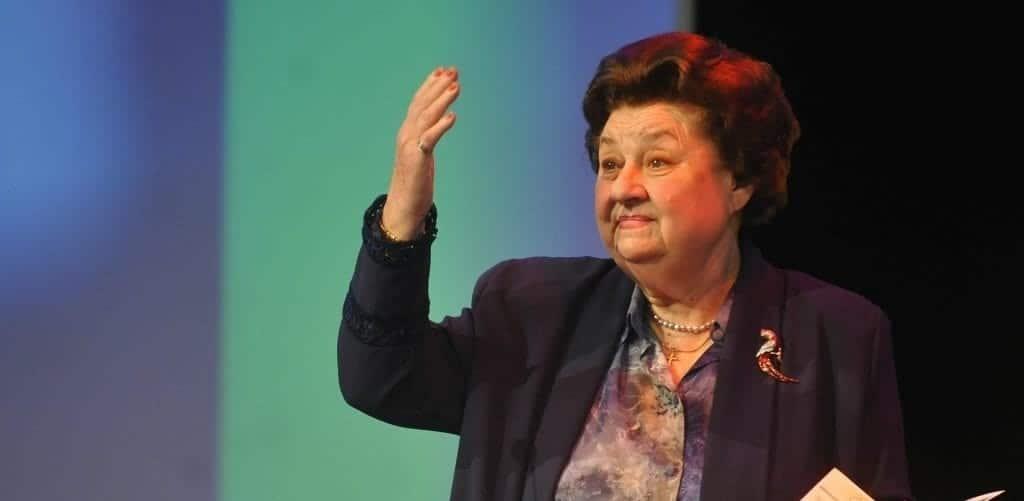 O mare pierdere pentru teatrul romanesc. Actrita Tamara Buciuceanu a incetat din viata la varsta de 90 de ani.