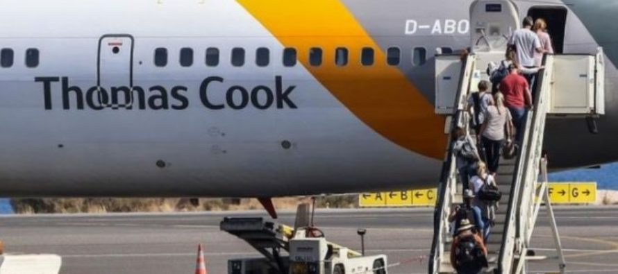 Marea Britanie a finalizat cea mai mare repatriere pe timp de pace din istorie. Dupa falimentul Thomas Cook, 140.000 de turisti au fost adusi acasa cu 150 de aeronave