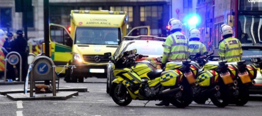 Incident pe London Bridge, cel putin cinci persoane au fost ranite. Perimetrul din centrul Londrei a fost inchis