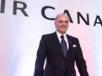 Romanul Calin Rovinescu, presedinte al Air Canada, desemnat CEO-ul anului pentru a doua oara
