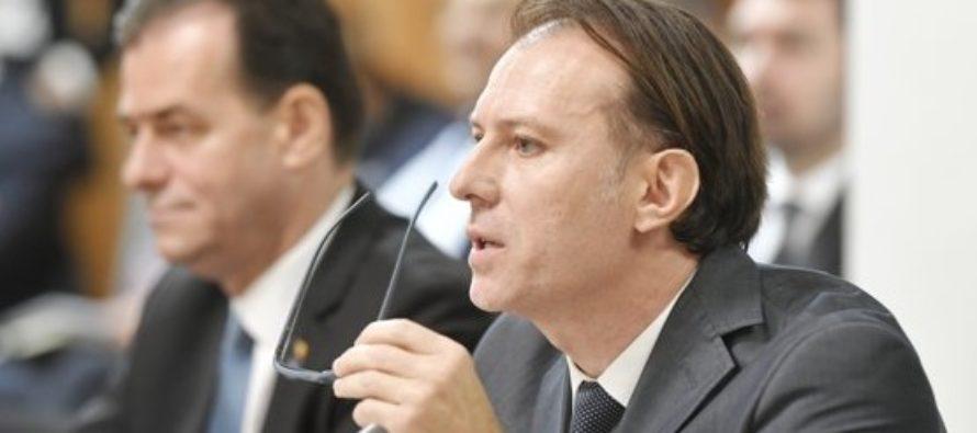 Ministrul Finantelor, catre PSD: Voi aduce in Parlament toti directorii din MFP si ANAF care au lucrat cu fostul ministru si cu Valcov la elaborarea bugetului