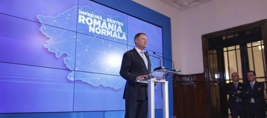 Iohannis: Multumesc romanilor care au venit in numar mare la vot. Multumiri speciale Diasporei