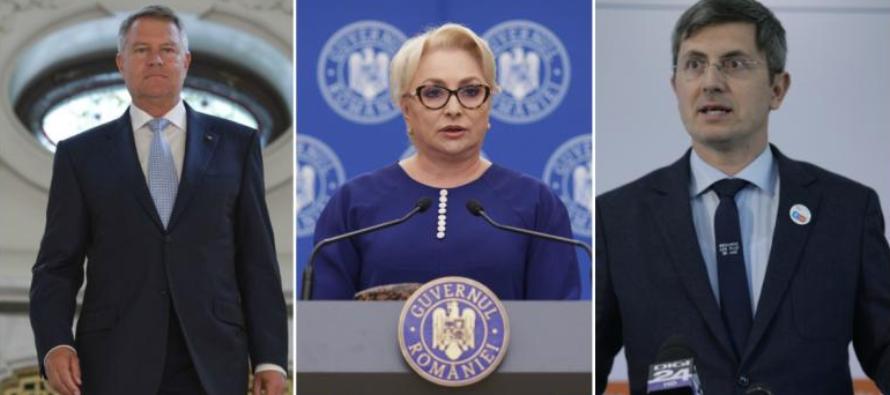 REZULTATE PREZIDENTIALE 2019, EXIT-POLL. Iohannis 38,7%, Dancila 22%, Barna 16,1%