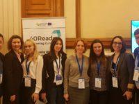"""Proiectul""""Intarirea capacitatii IMM-urilor de a se adapta la Revolutia Industriala 4.0"""", prezentat la Parlament in cadrulStartup Next"""