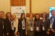 """Proiectul """"Intarirea capacitatii IMM-urilor de a se adapta la Revolutia Industriala 4.0"""", prezentat la Parlament in cadrulStartup Next"""