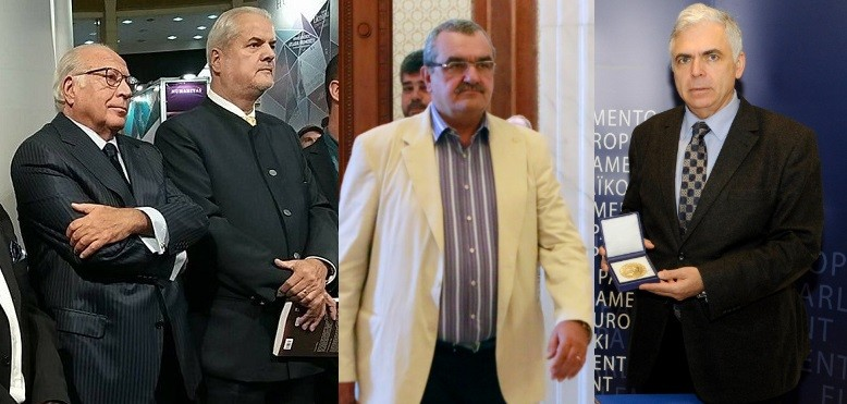 Iohannis a retras decoratiile in cazul a 12 condamnati penal, printre care Adrian Nastase, Dan Voiculescu, Miron Mitrea si Adrian Severin
