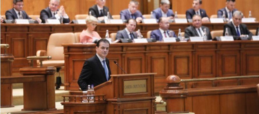 Legea privind alegerea primarilor in doua tururi de scrutin, trimisa in Parlament de Guvernul Orban