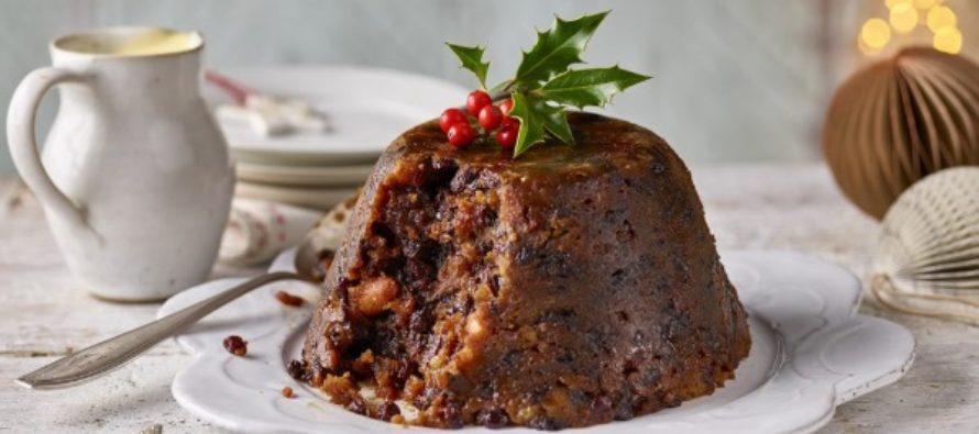 Prajituri de Craciun – Budinca de Craciun (Christmas pudding), un desert din Marea Britanie ce se pregateste pentru seara de Craciun