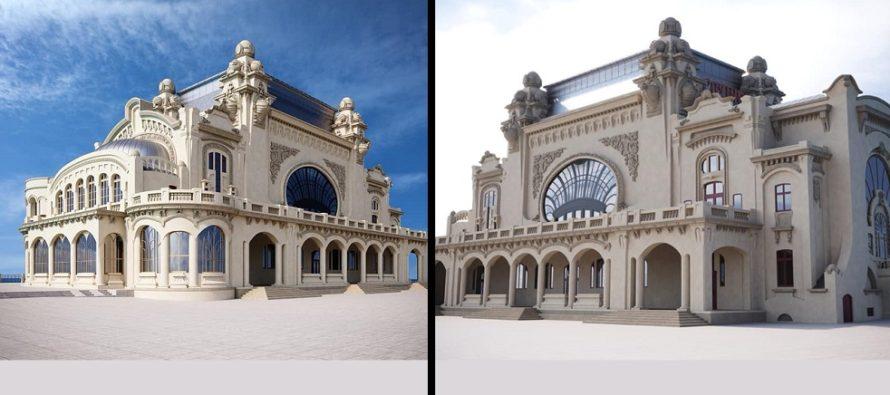 Cazinoul din Constanta poate fi renovat! Primarul Fagadau anunta ca lucrarile ar putea incepe in primavara