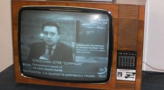 Televizorul Diamant, un brand de pe vremea comunismului, readus la viata de un antreprenor roman