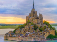 Mont Saint-Michel din Franta, o insula magica desprinsa din visul Arhanghelului Mihail