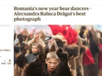 O fotografie realizata de Alecsandra Dragoi, o romanca stabilita in Marea Britanie, publicata in The Guardian