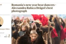 O fotografie realizata de Alecsandra Dragoi, o romanca stabilita in Marea Britanie, publicata in The Guardian