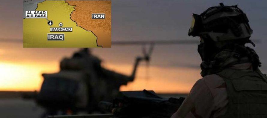 Iranul se razbuna pe moartea generalului Soleimani. Baze militare americane din Irak, atacate de zeci de rachete balistice