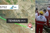Un avion Boeing 737 cu destinatia Ucraina s-a prabusit in Iran, nu exista supravietuitori. VIDEO