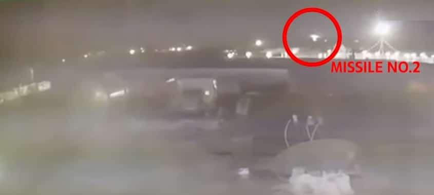 Noi imagini cu avionul ucrainean doborat de Iran pe 8 ianuarie. VIDEO. Doua rachete au lovit aeronava in 23 de secunde