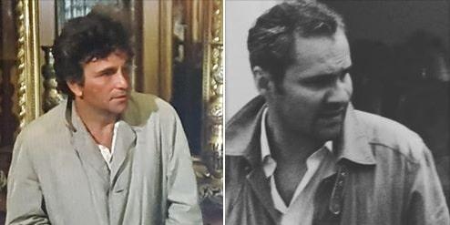 Gabriel Badea-Paun, un roman stabilit in Franta, va interpreta rolul locotenentului Columbo in noua serie a filmului