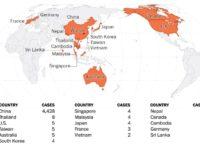 CHINA. Numarul deceselor cauzate de coronavirus creste in ritm alarmant, se raspandesc si imbolnavirile