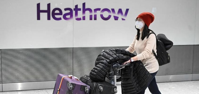 Primele cazuri de coronavirus in Marea Britanie! Un avion din Wuhan ajunge astazi la Londra