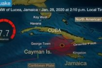 Cutremur de 7,7 in Marea Caraibilor, alerta de tsunami in Cuba, Jamaica si Insulele Cayman