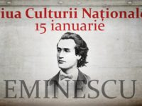 170 de la nasterea lui Mihai Eminescu si Ziua Culturii Nationale. Flacara culturii, aprinsa in toata tara prin actiuni organizate simultan