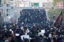 IRAN. Haos si zeci de morti la inmormantarea generalului Qassem Soleimani. VIDEO