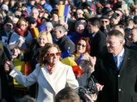 Iohannis, apostrofat la Iasi de ziua Unirii Principatelor pentru amanarea proiectului Autostrazii A8 Iasi - Targu Mures
