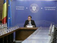 Guvernul Orban isi angajeaza raspunderea pentru alegerea primarilor in doua tururi de scrutin