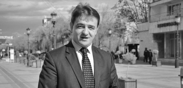 Mihai Stepanescu, fost primar al orasului Resita, a murit intr-un spital din Timisoara