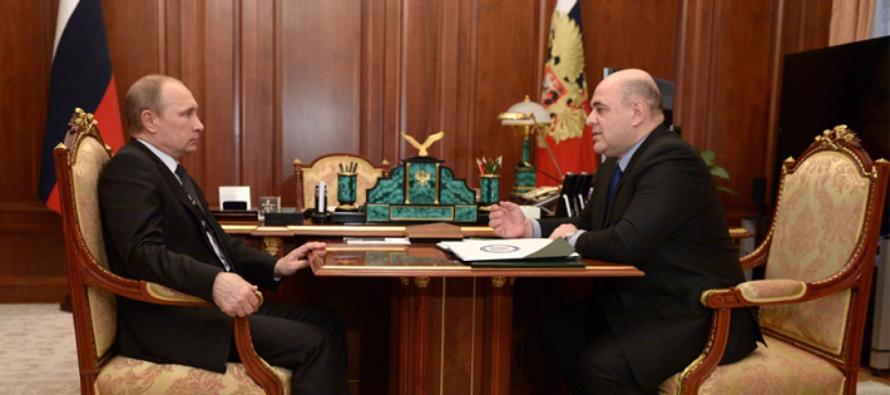 Mikhail Mishustin este noul premier al Rusiei, dupa demisia lui Medvedev