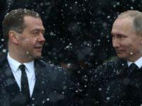Guvernul din Rusia a demisionat, in contextul unor schimbari constitutionale anuntate de Vladimir Putin