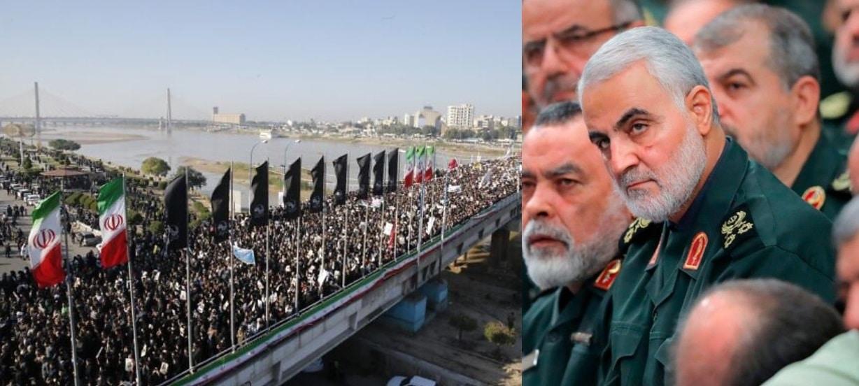 Funeralii pentru Qasem Soleimani. Milioane de iranieni au iesit pe strazi, Teheranul va face teste ADN asupra ramasitelor generalului