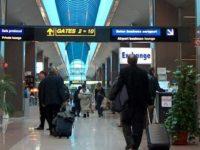 Romanii din China au ajuns pe Aeroportul Otopeni, autoritatile i-au trecut printr-un culoar special