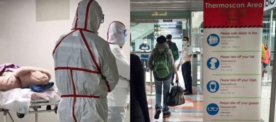 Coronavirusul din China fenteaza termoscanerele din aeroporturi, cercetatorii britanici au avertizat ca aceste controale vor detecta doar jumatate dintre bolnavi