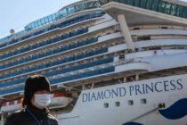 Un roman de pe nava de croaziera Diamond Princess este infectat cu coronavirus. El va fi tratat in Japonia
