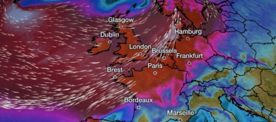 Zeci de zboruri anulate in Europa din cauza furtunii Ciara. Sunt afectate aeroporturi din Marea Britanie, Germania, Belgia, Olanda