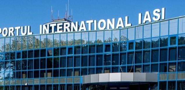 Aeroportul din Iasi cere inchiderea spatiului aerian al Romaniei: Multi pasageri au incercat sa ascunda ca vin din zone de risc