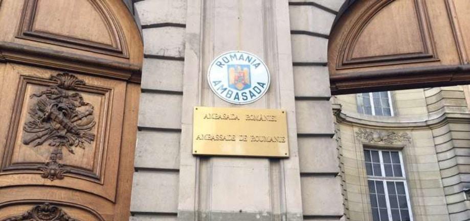 Sapte persoane care lucreaza la Ambasadei Romaniei la Paris au fost testate pozitiv cu coronavirus