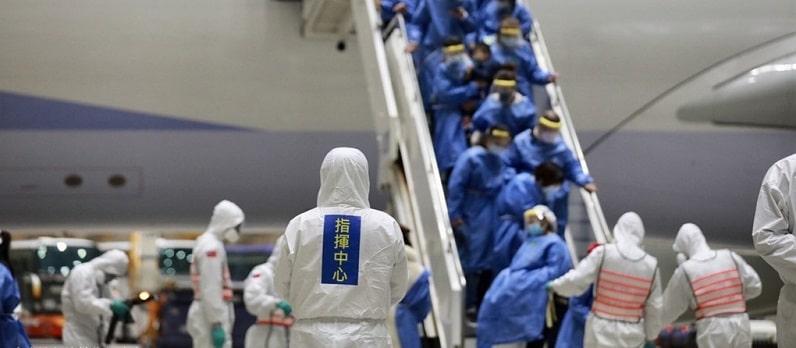 CORONAVIRUS. Medicii chinezi avertizeaza Europa ca repeta greselile facute in Wuhan la inceputul crizei