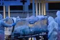 Inca o zi neagra in Italia: 793 de morti in ultimele 24 de ore. Numarul total al decedatilor a ajuns la 4.825