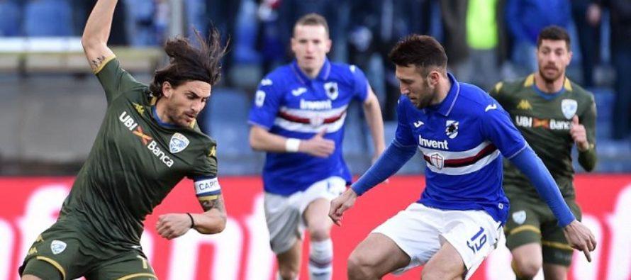 Cinci jucatori de la Sampdoria au fost infectati cu coronavirus