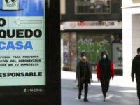 Bilant negru in Spania! 394 de decese in ultimele 24 de ore si 28.572 de persoane infectate
