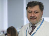 Alexandru Rafila: Romania va depasi, cel mai probabil luni, pragul de 2.000 de cazuri de coronavirus