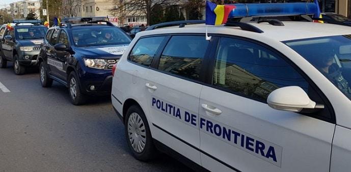 Politia de Frontiera a efectuat formalitatile de intrare in tara pentru aproximativ 3.000 de cetateni romani si straini