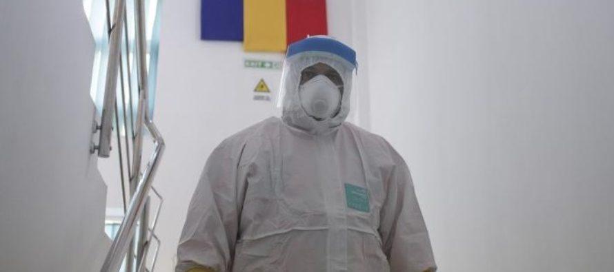Pana pe 15 mai in Romania au fost confirmate 1056 de decese si 16.437 de cazuri de persoane infectate cu virusul COVID – 19
