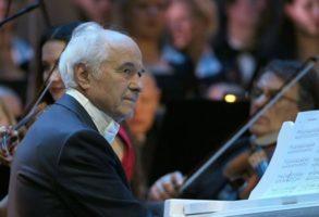 Compozitorul Eugen Doga, numit cetatean de onoare al Municipiului Iasi