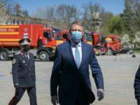 Iohannis: Desi in unele tari s-a ridicat carantina, in Romania nu ne putem relaxa. Daca scapam epidemia din mana, s-ar putea sa fie grav. Eu voi sta acasa de Paste!